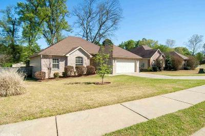 Bryant Single Family Home New Listing: 5126 Buckingham Place