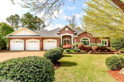 Hot Springs Village, Hot Springs Vill. Single Family Home For Sale: 21 Campana Lane
