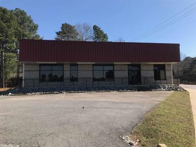 Benton AR Commercial Back On Market: $975,000