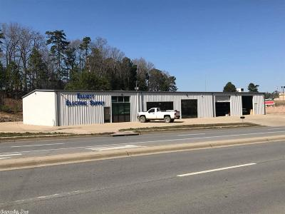 Benton AR Commercial Back On Market: $450,000