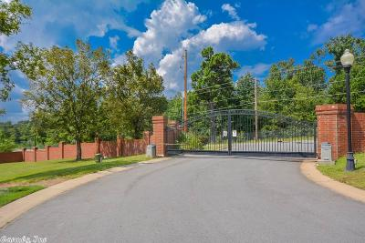 North Little Rock Residential Lots & Land New Listing: 16 Scotthaven Dr