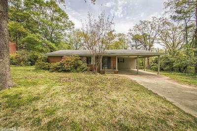Little Rock Single Family Home New Listing: 207 Beckwood