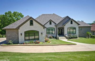 Hot Springs Vill. AR Single Family Home New Listing: $1,650,000