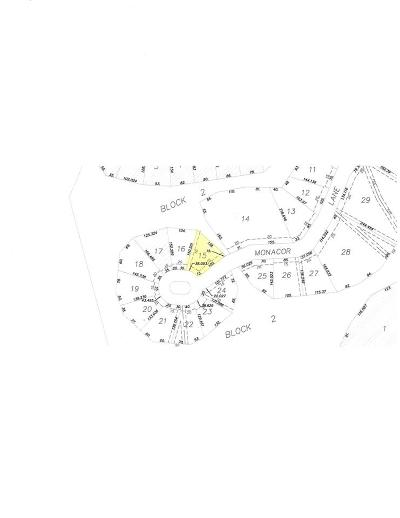 Hot Springs Village AR Residential Lots & Land New Listing: $3,000
