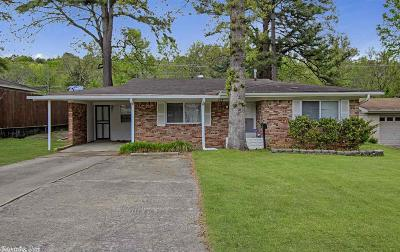 North Little Rock Single Family Home New Listing: 117 Texas Avenue