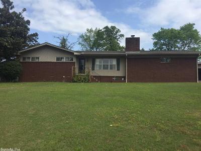 Morrilton Single Family Home For Sale: 120 Cedar Crest Drive