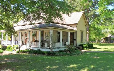 Nashville AR Single Family Home For Sale: $135,000