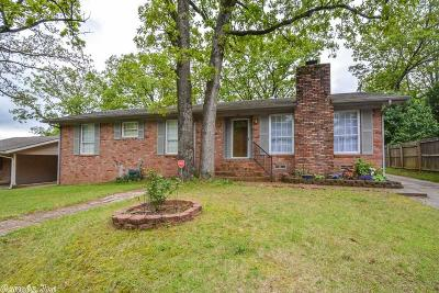 North Little Rock Single Family Home New Listing: 5111 Arlington Drive