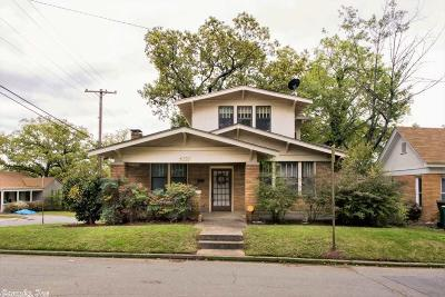 Little Rock AR Single Family Home New Listing: $314,900