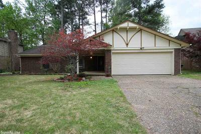 Little Rock AR Single Family Home New Listing: $162,000