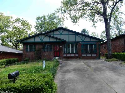 North Little Rock Single Family Home New Listing: 11 Lori Lane