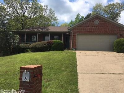Single Family Home New Listing: 6 Cherry Crest Cove