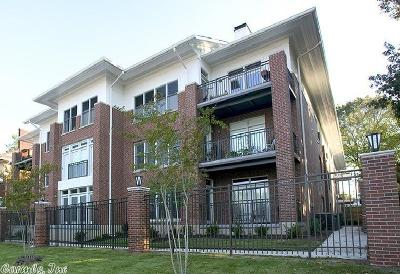 Little Rock AR Condo/Townhouse New Listing: $135,000