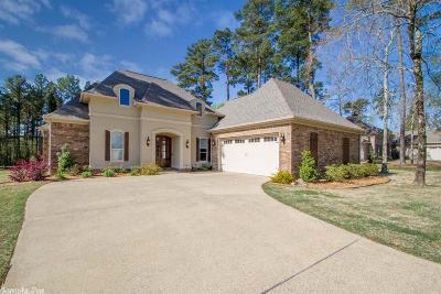 Hot Springs AR Single Family Home New Listing: $334,900