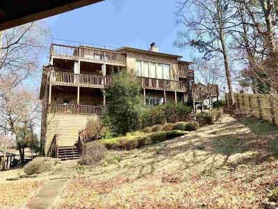 Garland County Single Family Home Under Contract: 114 Coca Bay Drive