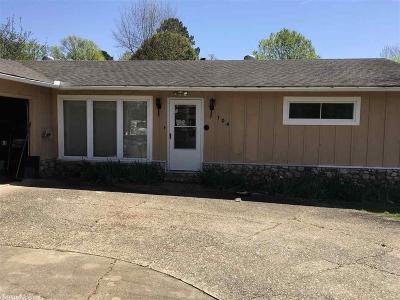 Hot Springs AR Single Family Home New Listing: $134,900