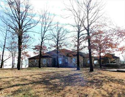 Dardanelle Single Family Home For Sale: 13531 W State Hwy 155