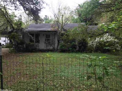 Little Rock Single Family Home New Listing: 10016 Meadow Lane