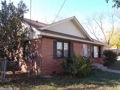 Dardanelle Single Family Home For Sale: 1415 N Front Street