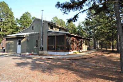 Van Buren County Single Family Home For Sale: 487 Briarwood Rd. Road