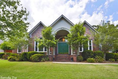 Little Rock Single Family Home Price Change: 6 Gelan Court