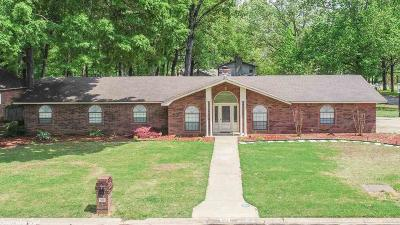 Jacksonville Single Family Home For Sale: 501 Foxwood