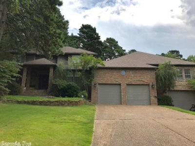 Russellville Single Family Home Price Change: 304 River Oaks