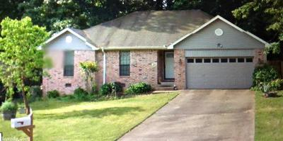 Maumelle Single Family Home For Sale: 25 High Timber Drive