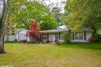 Roland Single Family Home Under Contract: 16705 West Road