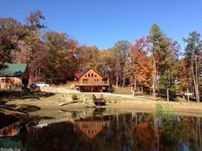 Van Buren County Single Family Home For Sale: 355 Riverbend Drive