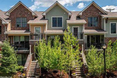 North Little Rock Condo/Townhouse For Sale: 404 Maple