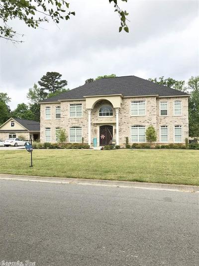 White Hall AR Single Family Home For Sale: $565,000