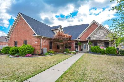 Benton Single Family Home For Sale: 3406 Stonewall Drive