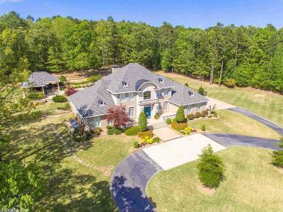 Little Rock Single Family Home For Sale: 7 Edswood Court