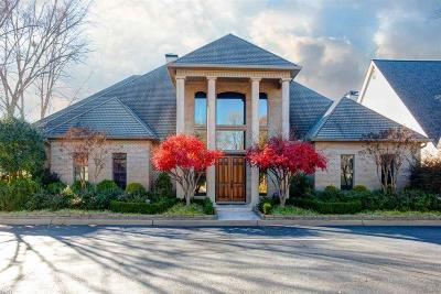 Single Family Home For Sale: 1800 Canal Pointe