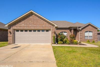 Jacksonville Single Family Home For Sale: 1308 Mesquite Trail