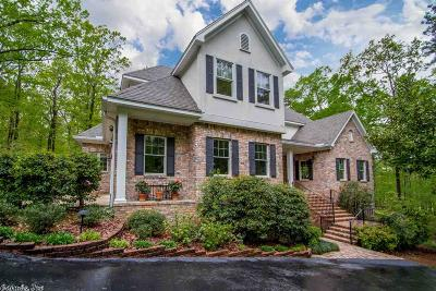 Little Rock Single Family Home For Sale: 5724 Ridgefield Lane