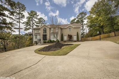 Little Rock Single Family Home For Sale: 3000 Reservoir Road