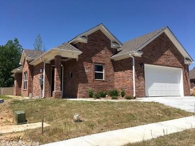 Bryant Single Family Home For Sale: 3619 Logan Ridge Dr.