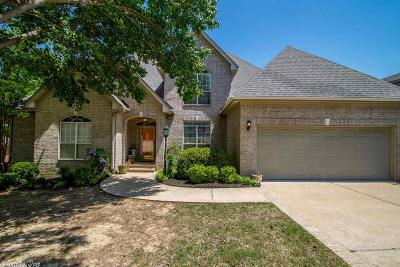 North Little Rock Single Family Home For Sale: 2601 Calico Creek Drive