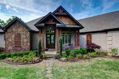 Little Rock Single Family Home For Sale: 23801 Mills Mountain Road