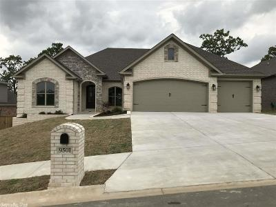 Sherwood Single Family Home For Sale: 9501 Cliffside Drive