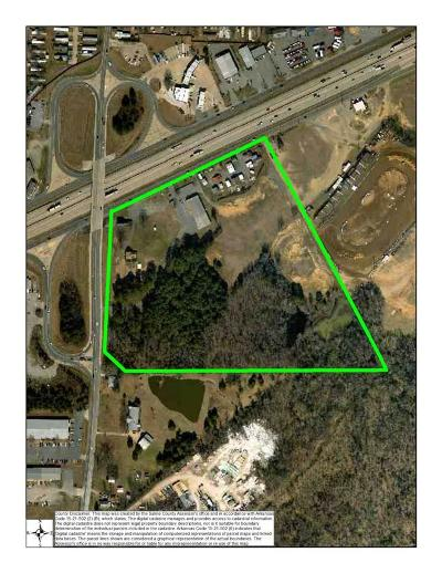 Little Rock Commercial For Sale: 13325 Interstate 30