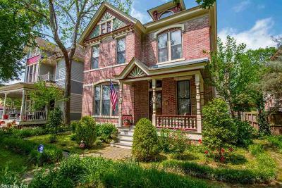 Single Family Home For Sale: 1418 S Louisiana Street