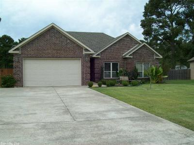 Beebe Single Family Home For Sale: 113 Hunter