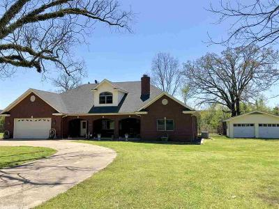 Garland County Single Family Home For Sale: 1709 Rock Springs Road