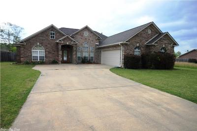 White Hall AR Single Family Home For Sale: $188,000