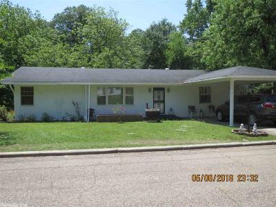 Warren AR Single Family Home For Sale: $75,000