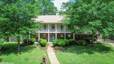 Maumelle Single Family Home Take Backups: 15 Breezewood Cove