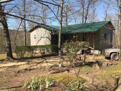 Drasco Single Family Home For Sale: 501 Hickory Hill Road